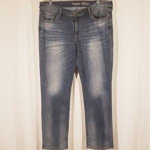 Levis Modern Slim  Ankle Jeans size 18
